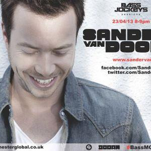 BassJockeys Sessions Show - 23.04.13 with guestmix by Sander van Doorn