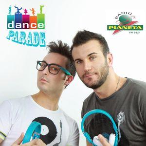 PIANETA DANCE PARADE , SABATO 22 MARZO 2014 ON AIR su RADIO PIANETA 96,3 FM