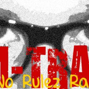 DJ M-TRAXXX No Rulez Radio Show on www.piraterevival.co.uk - January 17th 2013'