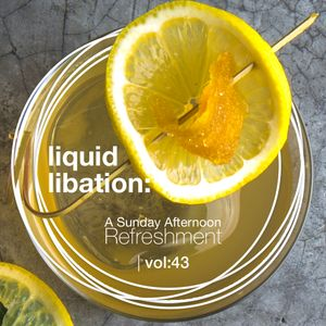 Liquid Libation - A Sunday Afternoon Refreshment | vol 43