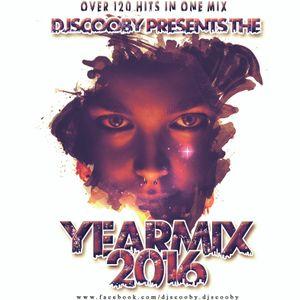 DjScooby - Yearmix 2016