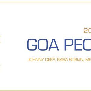 SOMA SUNDAY DJ JOHNNY DEEP GOA