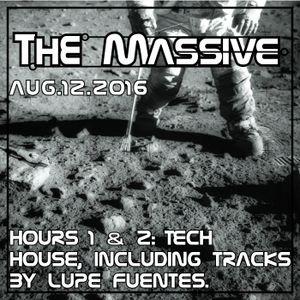 2016 08 12: The Massive