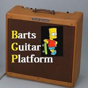 Barts Guitar Platform Week 41  [2017][24]