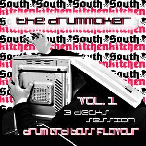 "Episode 28: The Drummaker ""dnb flavour"" feb 2011"