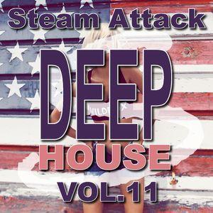 Steam Attack Deep House Mix Vol. 11
