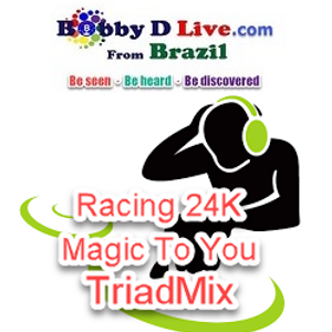 #155 Racing 24K To You triadMix