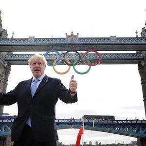 The Alan Donegan Show No 40; Borises and the London Olympics