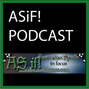ASIF! Podcast #3, December 2008