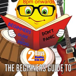 The Beginner's  Guide To Prog Show with Brian Whitfield & Mike  Watson April Show