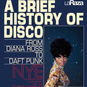 A Brief History Of Disco