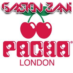 Gaston Zani Live Set @ Pacha London 01-08-2014