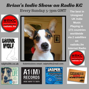Brian's 277th Indie Show - as played on Radio KC - 21.10.18