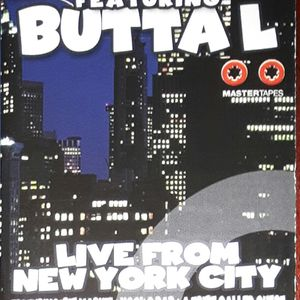 DJ Evil Dee feat. Butta L ‎– Live From New York City | Live at the APT Side B