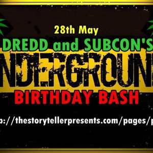 DJ CHUNK PBC PRESENTS  DREDD'S BIRTHDAY BASH 28 MAY 2016