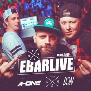 A-One – @ E-Bar (Novosibirsk) - LIVE PART 2 (16.04.2016)