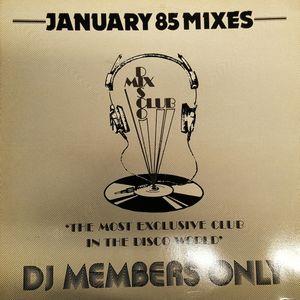 DMC Issue 24 Mixes Januar 85