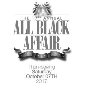 All Black Affair 2017 Mix (October 7th, 2017) {{{DL LINK IN DESCRIPTION}}}