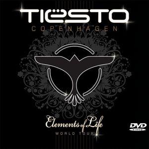 Tiësto - Copenhagen: Elements of Life World Tour CD 2