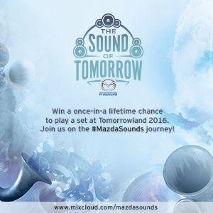 The sound of tomorrow #Mazdasounds