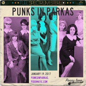 Punks in Parkas - January 19, 2017