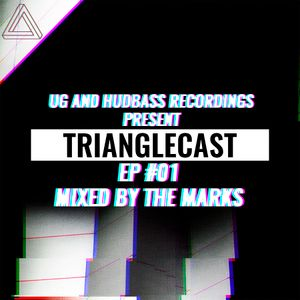 Triangle Podcast EP#01 MIXED BY THE MARKS