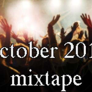DJ Tommy V - October 2012 Mixtape (1 hour mix with electro, house, dance etc.)