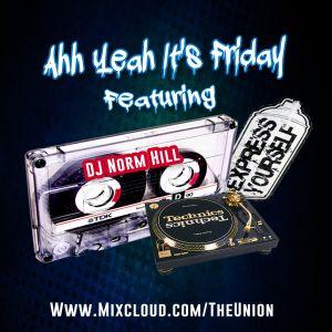 Dj Norm hill Recorded live Club1722  5.13.16