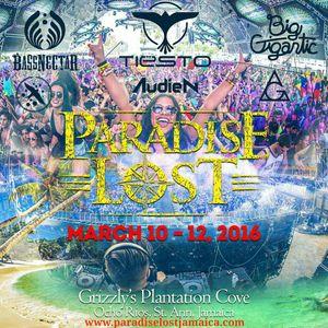 Paradise Lost Jamaica Promo Mix by ZJ Elektra