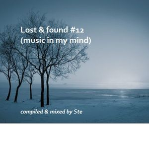 Lost & found #12 - (music in my mind)
