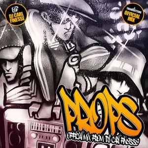 DJ Carl Finesse Presents Props 80's Hip Hop Mix