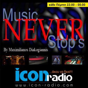 """""""Music NEVER Stops"""" 06-05-21"""