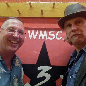 Interview with Todd Wolfe On Radio Nowhere-WMSC 90.3