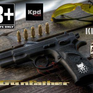 Kpodcast 35 @ wWw.RapTugaZine.GunFather.org