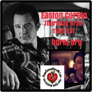 Country Artist Easton Corbin calls in to Homegrownradionj 9-28-17
