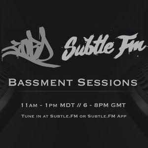 CORD - Bassment Sessions On Subtle.FM [12.22.2017] [047]