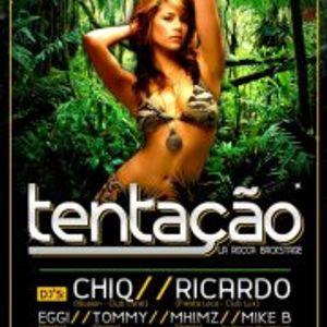 dj Chiq @ La Rocca - Tentacao 14-07-2012 p2