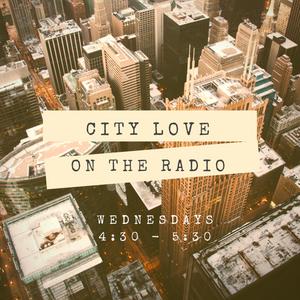 City Love On The Radio w/James Madx 1737