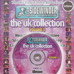 Slimzee, Viper & CKP - Live at Sidewinder - UK Collection Vol 5 - Feb 2004