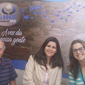 Entrevista com Daniela, Décio e Débora, do Conselho Tutelar,sobre violação dos direitos das crianças