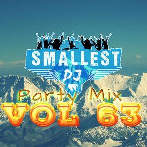 DJ Smallest - Party mix vol. 63
