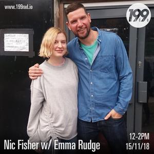 15/11/18 - Nic Fisher w/ Emma Rudge