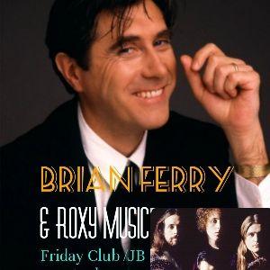 Club Author ~ Brian Ferry & Roxy Music By N.J.B