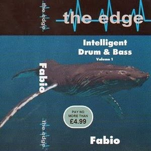 Fabio - The Edge 'Intelligent Drum & Bass Volume 1' - Mid 1995 (Side B)
