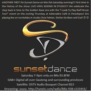 Sunset Dance 2017 06 10 Show - Podcast 2 Hours