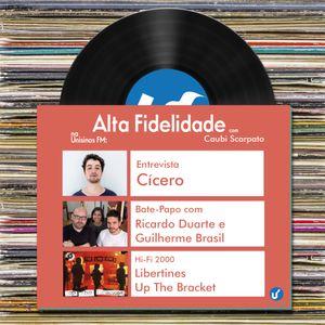 Alta Fidelidade | 24.07.2015 | Bate-papo com Ricardo Duarte