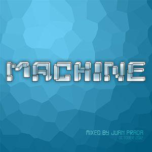 October 2012: Machine mixed by JuanP