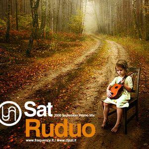 Sat - Ruduo (September 2008)