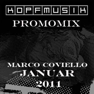 Marco Coviello Promomix Januar 2011
