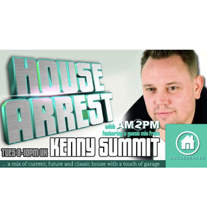 HOUSE ARREST with AM2PM on HOUSEBEAT RADIO EP.19 - GUEST MIX BY KENNY SUMMIT